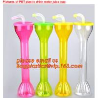 China drink water juice bottle cup, disposabledrinking water cup,disposable cup,colorful party clear pp disposable plastic cup on sale
