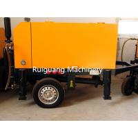 Quality cement mortar spraying machine, High speed pumping mortar sprayer machine for wall plaster for sale