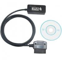 Strong Housing with Protective Rubber Boot Wifi OBD Scanner Auto Diagnostic Code Reader Manufactures