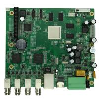 China Wireless , 3G Turnkey DFM / Turnkey PCB Assembly 4ch 1080P Realtime Recording on sale