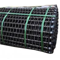 Stainless Steel Eyelink Loop Joint Wire Mesh Conveyor Chain Belt 304 Ss Grade Manufactures