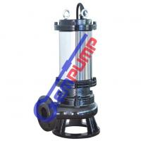 Mobile submersible sewage pump non-blocking 960~2950 r/min Speed Manufactures