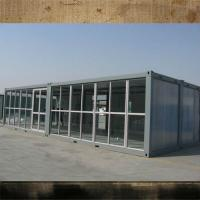 Prefabricated Modern Modular House Waterproof Design Steel Firm Structure Manufactures