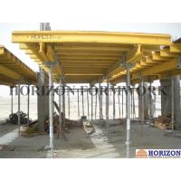 Table Forms Slab Formwork Systems Large Area Concrete Pouring With Guard Rails Manufactures