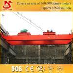 2015 hot sale qd overhead crane 100t heavy overhead crane Manufactures