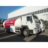 China Factory sale bottom price HOWO 25M3 LPG bobtails Truck, HOT SALE! SINO TRUK HOWO LHD lpg gas lpg gas dispenser truck on sale