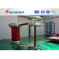 China Ydq Pdf Power Testing System Partial Discharge Gas Testing Transformer on sale