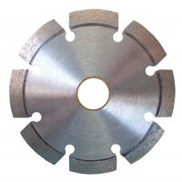 High Efficiency 16 Inch Laser Welded Saw Blade For Concrete Block Walk Behind Saw Manufactures