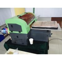 High Accuracy Scratch Proof uv led inkjet printer A3 for 9CM Max Print Height Manufactures