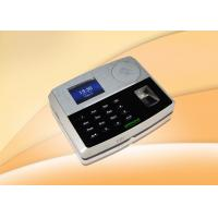 Quality BioID fingerprint sensor and card time attendance system support POE Function for sale