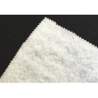 Hot Air Through Needle Punched Non Woven Fabric ES Polypropylene For Wadding Stabilizer Clothes Manufactures