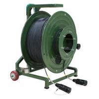 China 500m Portable Field Tactical Fiber Optic Cable Assembly on sale
