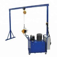 Portable Manual Tube Expander Gantry Stand Type 7-16mm Tube Diameter Manufactures