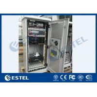 Lithium Battery IP55 Outdoor Integreted Power Cabinet With PDU UPS Monitoring System Manufactures