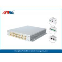12 Channels Long Range RFID Reader / High Power RFID Reader For Rfid Detection System Manufactures