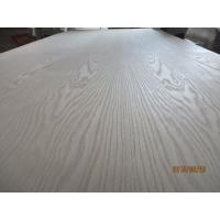 China American red oak  veneered plywood on sale