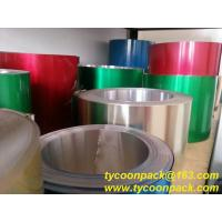 Lacquered Aluminium Strip for All Bottle Caps Manufactures