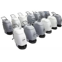 Buy cheap White Floor Scrubber Dryer Machine Running Alongside Pressure Additional System from wholesalers