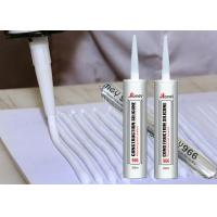 China Neutral Silicone Rubber Adhesive Sealant With Outstanding Waterproof Performance on sale