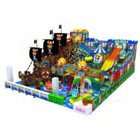 New Electric Indoor Playroom Equipment Pirate Ship Design Playground Manufactures