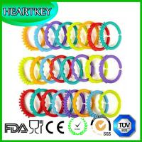 2016 Hot Sale New products hot sale soft promotion silicone baby toothbrush teether Manufactures