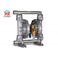 Anti Strong Acid Alkali Air Operated Diaphragm Pump QBY Series Safety Reliable Manufactures