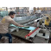 Double Edging Glass Edge Polishing Machine For Architecture Glass Manufactures