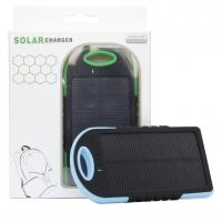 Solar Power Bank Charger for Mobile Charging Manufactures