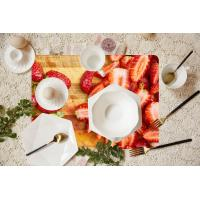 Customized Eco-Friendly 0.6mm PET 3D Lenticular  Placemat For Kitchen & Kids Manufactures