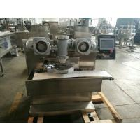 Stainless Steel Frame 380v/50Hz Automatic Encrusting Machine For Mooncake Manufactures