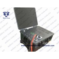 Portable  Bomb Mobile phone Signal Jammer RF Bomb VIP Convoy Protection  GSM 3G 4G Jammer Manufactures