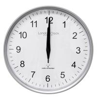 2012 HOT-SALES SUMMER GIFTS Radio controlled LCD clock Manufactures