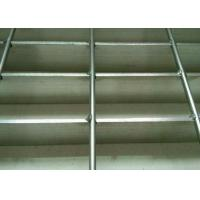 Customized  Stainless Steel Grating Acid Resisting Anti - Corrosive Material Manufactures