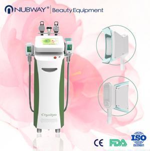 2015 slim freezer !!! non-surgical nubway cryolipolysis fat freezing slimming machine Manufactures