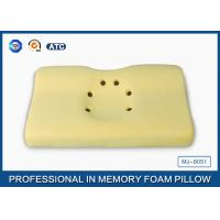Ergonomic Medical Magnetic Memory Foam Bed Pillow , Health Magnetic Therapy Pillow Manufactures