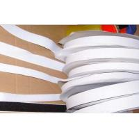 Medical White Roll Adhesive Hook And Loop 70% Nylon And 30% Polyester For Patches Manufactures