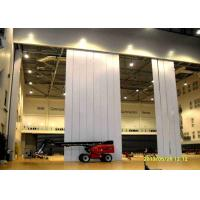 100mm Thickness Sliding Soundproof Room Dividers Low Cost For  Exhibition Hall Manufactures