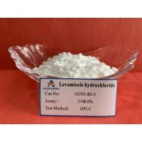 Horse Veterinary Pharmaceutical Raw Material Levamisole Hcl Powder High Purity Manufactures