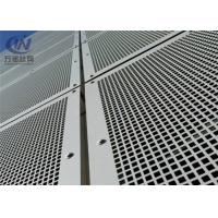 Galvanized Metal Mesh Perforated Plate Sheets for External Wall Decoration