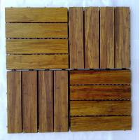 DIY Bamboo Decking Tiles Manufactures