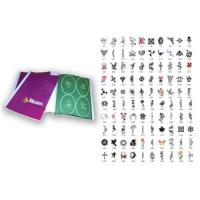 Buy cheap Temporary airbrush tattoo paint from wholesalers