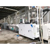 Durable Conduit Pipe Making Machine Extrusion Line With Great Performance Manufactures