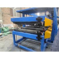 Lightweight PIR  Sandwich Panel Roll Forming Machine Low Thermal Conductivity Manufactures