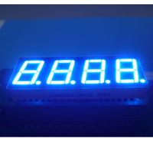 Quality 0.56 Inch 4 Digit 7 Segment LED Display For Instrumnet Panel Indicator for sale