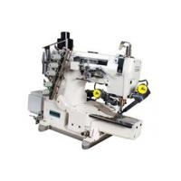 Mechatronic 4 Thread Trimmer Industrial Overlock Sewing Machine No Radiation Manufactures