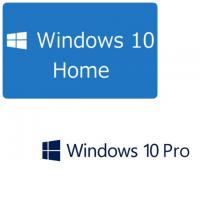 China 100% Geniune Online activation Microsoft Windows 10 Home COA sticker DVD pack MS Win 10 Home computer system software on sale