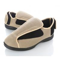 Unisex Diabetic Shoes Daily Casual Healthcare Flat Shoes Comfortable Soft Orthopedic Shoes
