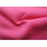 Lightweight 100% Cotton Cloth Interlining / Sweater Knit Fabric By The Yard Manufactures