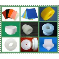 Colorful Plastic Machined Parts Long Wearing High Strength Corrosion Resistance Manufactures