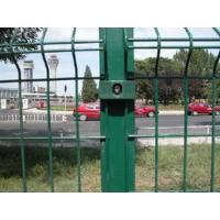 Welded Panel Fence - 05 Manufactures